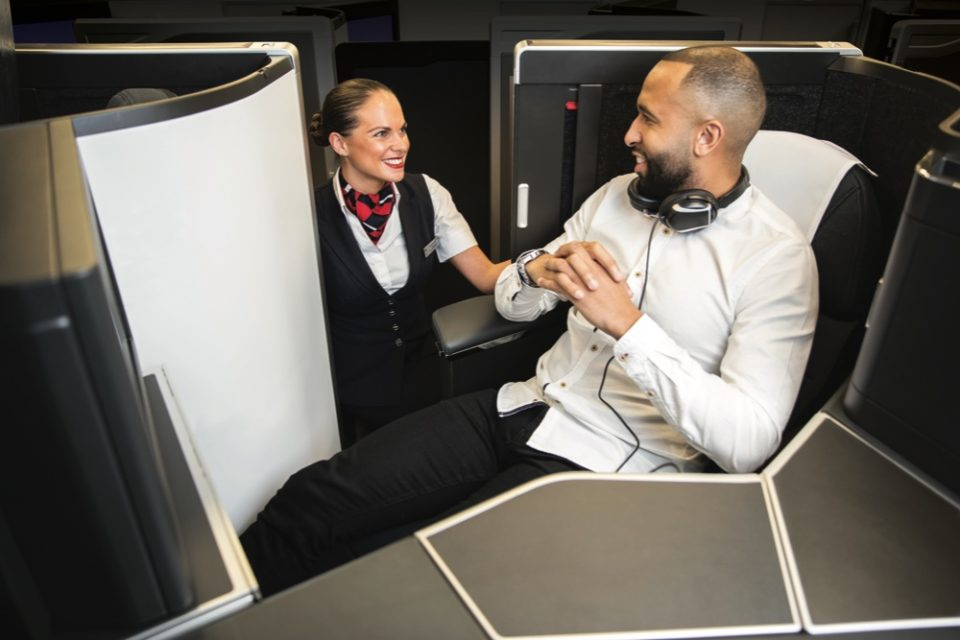 British Airways Welcomes Its New A350 Aircraft And Unveils