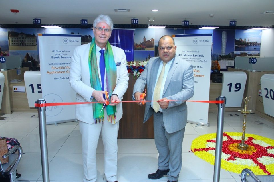 Vfs Global Launches Visa Application Centre For Slovakia Travel Trade Insider
